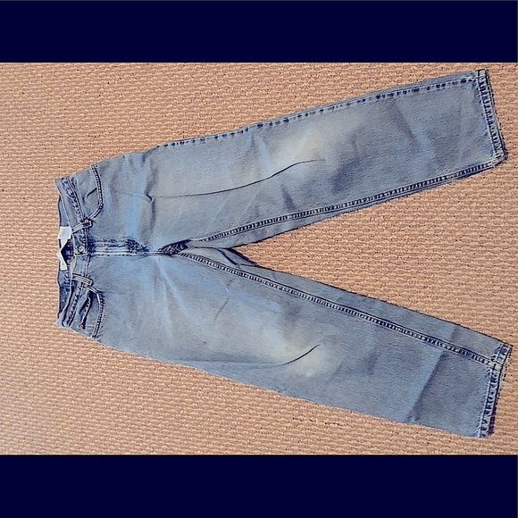 Levi Red Tag Retro Light Wash Jeans Size 31/32